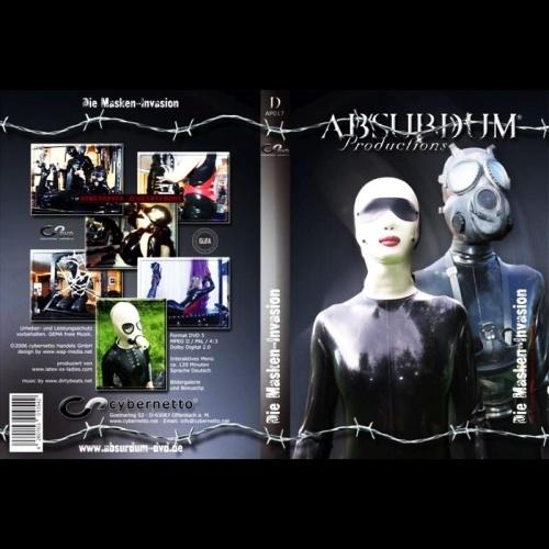 Die Masken-Invasion  - Absurdum - AP017