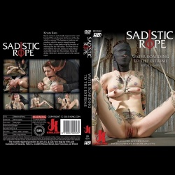 Sadistic Rope 24 - Water Boarding to the Extreme - KINK-SR-024