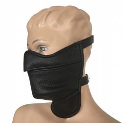 Saxos Lederen Masker - os-0472