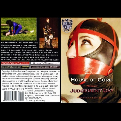 Judgement Day - House of Gord - HOG08