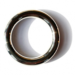 Ronde cockring 10mm diameter Masters in Steel - mis-crr10