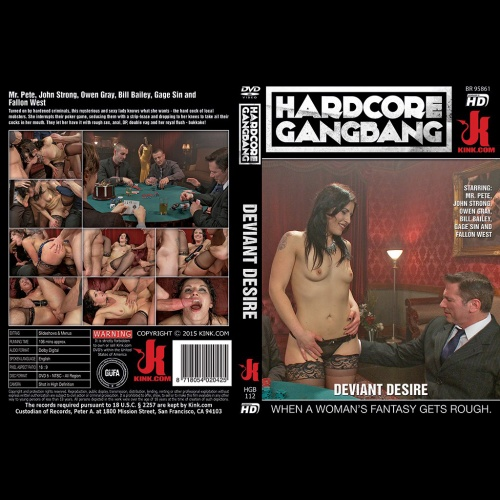 Hardcore Gangbang 112 -  Deviant Desire - KINK-HGB-112