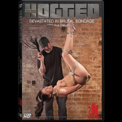 Hogtied 96 - Devastated in Brutal Bondage - KINK-HT-096