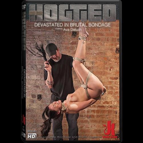 Hogtied 96 - Devastated in Brutal Bondage - KINK-HT-096