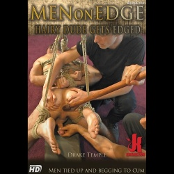 Men On Edge 050 - Hairy Dude Gets Edged - KINK-MOE-050