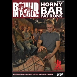 Bound In Public 109 - Horny Bar Patrons - KINK-BIP-109