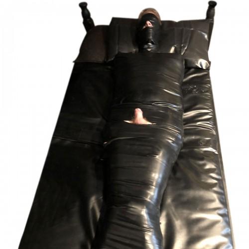 300 meter stevige 23μ mummification Bondage folie - hodi-23micron