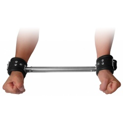 Saxos Spreader Bar with Cuffs - os-spread03