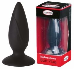 MALESATION Silicone Plug medium - str-650000011302