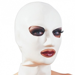 White Latex Mask - or-29200502001