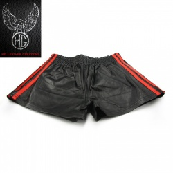 HG Leather Creations Sport Shorts - hg-sprtshrt01