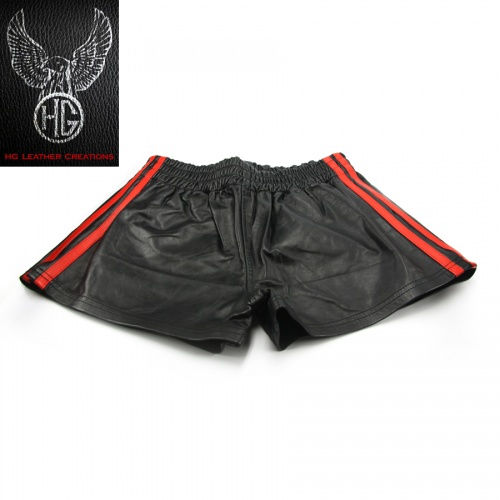 Sport Shorts van HG Leather Creations