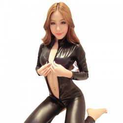 Sexy Spandex Catsuit - mae-cl-001