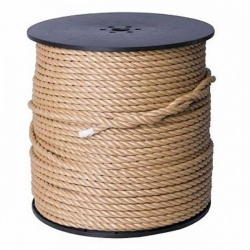 220 Meter on spool Jute rope 6 mm - ta-jute06-220m