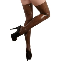 Latex Stockings Smoke - or-2900041-smoke