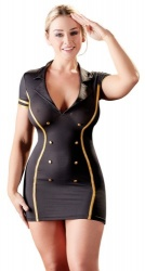Stewardess Jurk maten S > XL - or-2470730