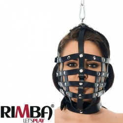 Muzzle mask with hanging ring on top - Ri-7601