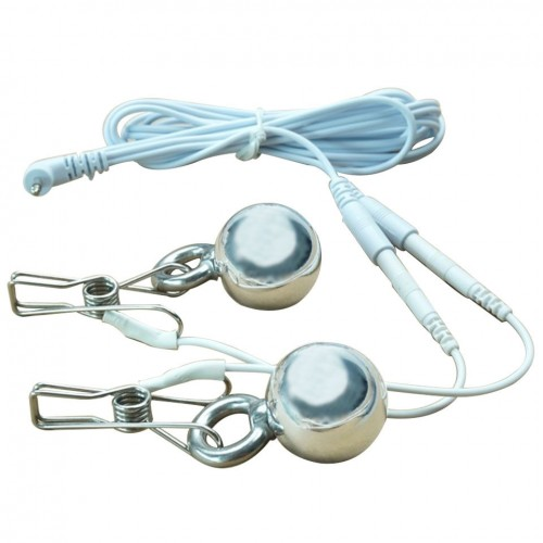 Shock Weight Balls by FM Electrosex - mae-fm-146