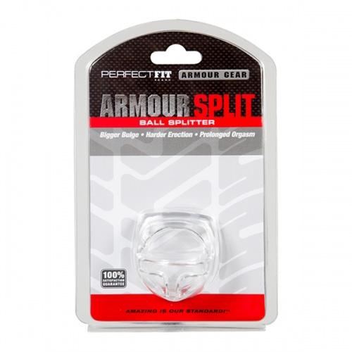 PerfectFit Armour Split - Clear - du- 135688