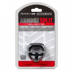 PerfectFit Armour Split - Black - du-135687