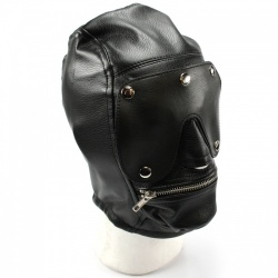 Leatherlook Slave Hood - fp-087