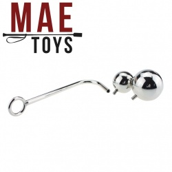Mae-Toys Small Customisable Anal Hook 18cm - mae-sm-006