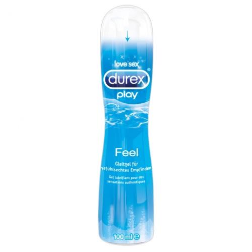 Durex Play Feel Glijmiddel 100ml - or-06307130000