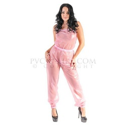 PVC Dungaree suit by PVC-U-LIKE  - pul-ab28
