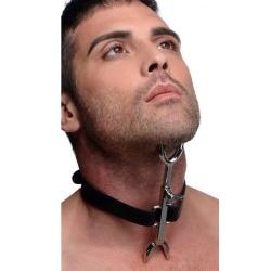 Heretics Fork - sadistic posture collar - af214