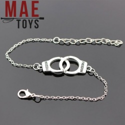 Handcuff Charm Bracelets by MAE-Wear - mae-cl-100