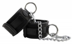 Leather Velcro Handcuffs - or-20700061001