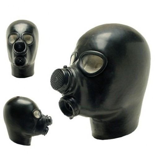 Studio Gum Gasmask Hood size 38 - sg-gmh02