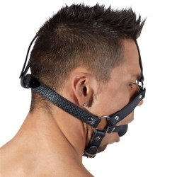 Head Harness with ballgag - 24921561001
