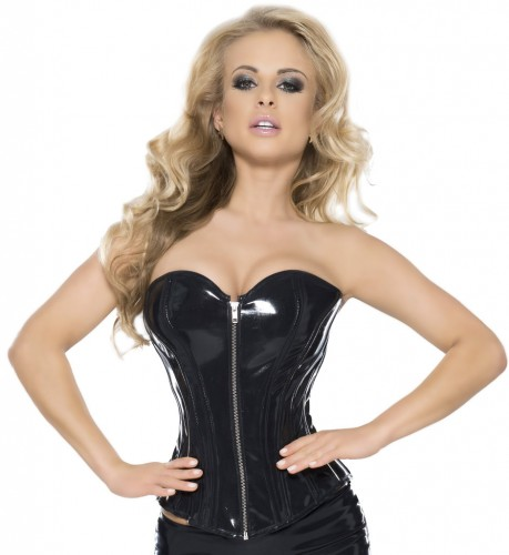 Datex Latex Korsett Corsage - le-9050