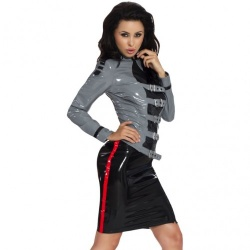 Datex Bluse Military Uniform Shirt  - le-9228