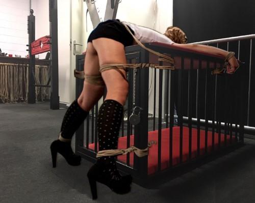 Stalen BDSM Kooien