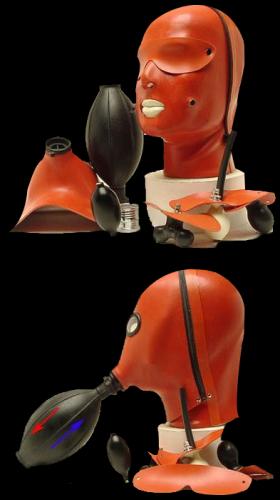 Multi Functional Latex Mask by Studio Gum MFM04 - sg-mfm04