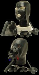 Multi Functional Latex Mask by Studio Gum MFM08 - sg-mfm08
