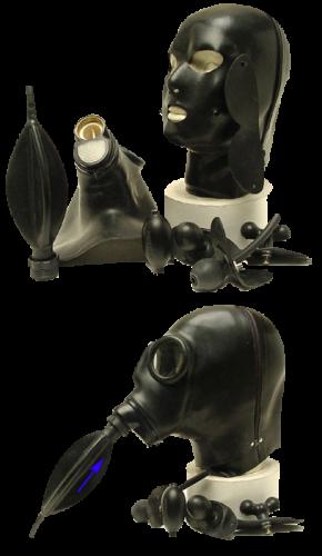 Multi Functional Latex Mask by Studio Gum MFM10 - sg-mfm10