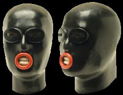 Disziplin Latex Masker DMFb - sg-dmfb