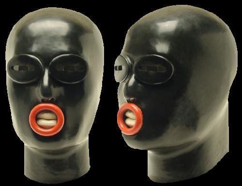 Discipline Latex Masker DMFb - sg-dmfb