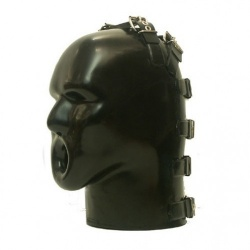 Heavy Rubber Latex Helm M4R von Studio Gum - sg-m4r