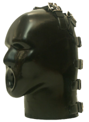 Heavy Rubber Latex Helm - sg-m4r