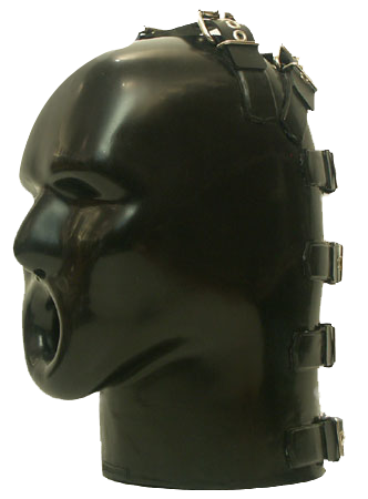Heavy Rubber Latex Helm - sg-m4r