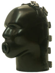 Heavy Rubber Latex Helm M4b-r - sg-m4b-r