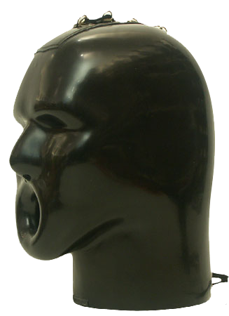 Zware Rubber Latex Helm M4-s - sg-m4-s