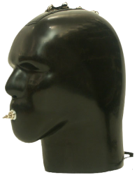 Zware Rubber Latex Helm M4a-s - sg-m4a-s