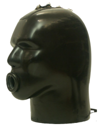 Heavy Rubber Latex Helm M4b-s - sg-m4b-s