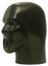 Zware Rubber Latex Helm M4-z - sg-m4-z