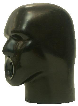 Heavy Rubber Latex Helmet M4-z  - sg-m4-z
